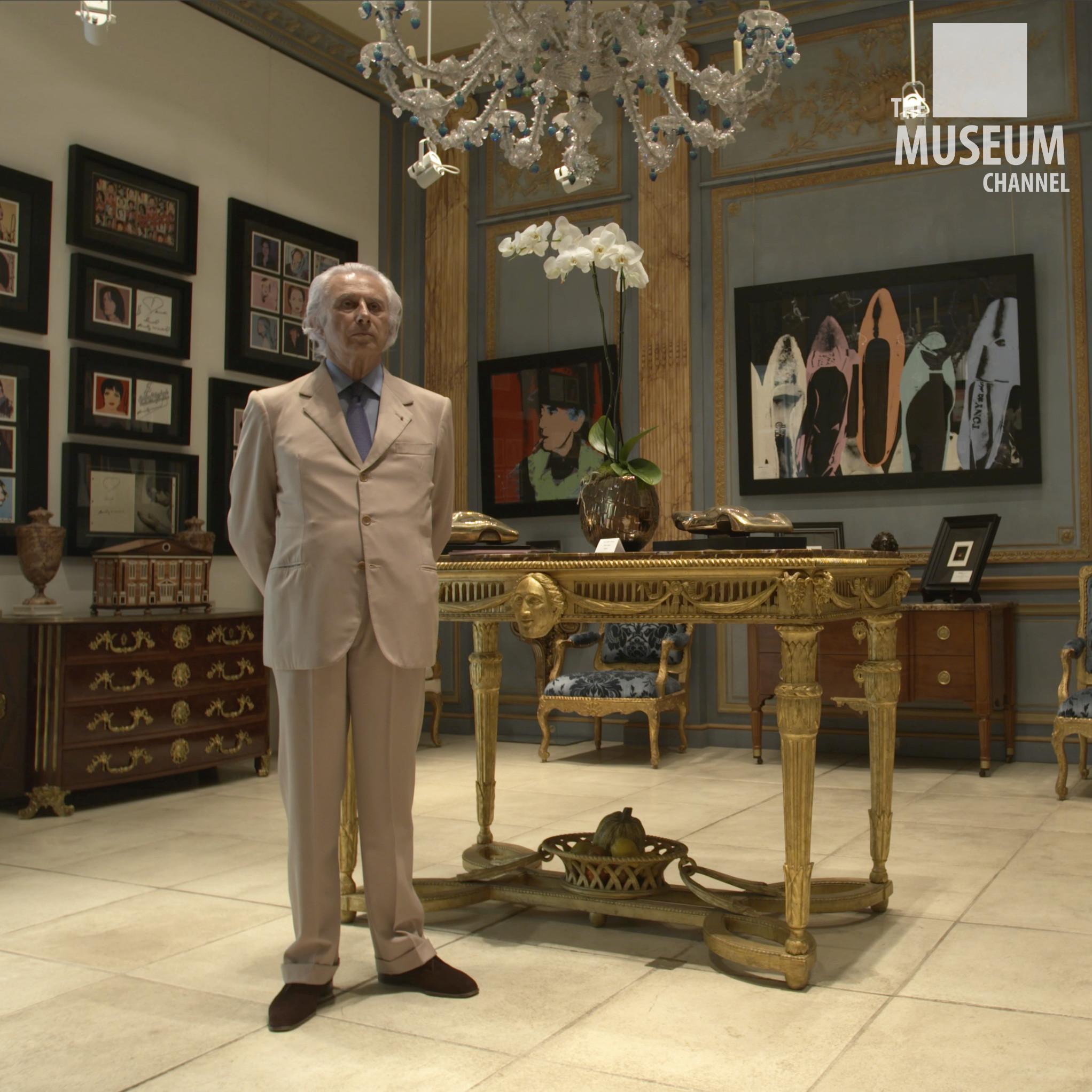 The Museum Channel, une chaîne TV dédiée à l'Art et aux Musées 0x