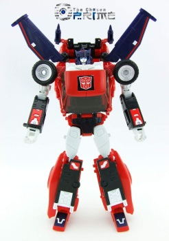 [Masterpiece] MP-25L LoudPedal (Noir) + MP-26 Road Rage (Rouge) ― aka Tracks/Le Sillage Diaclone - Page 2 6Hp8ROLs