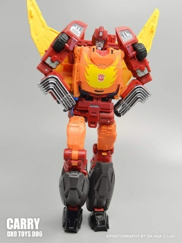[DX9 Toys] Produit Tiers - Jouet D-06 Carry aka Rodimus et D-06T Terror aka Black Rodimus - Page 2 8uCRmzG6