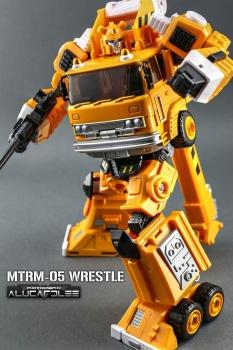 [Maketoys] Produit Tiers - MTRM-03 Hellfire (aka Inferno) et MTRM-05 Wrestle (aka Grapple/Grappin) - Page 4 AJVZjMK0