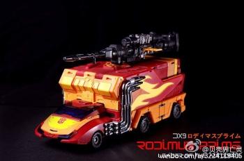 [DX9 Toys] Produit Tiers - Jouet D-06 Carry aka Rodimus et D-06T Terror aka Black Rodimus - Page 2 C85pGFIA