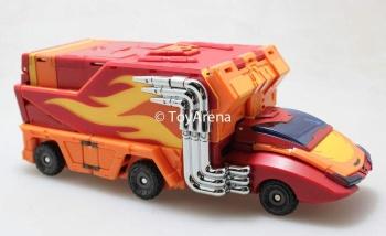 [DX9 Toys] Produit Tiers - Jouet D-06 Carry aka Rodimus et D-06T Terror aka Black Rodimus - Page 2 DEEcYas0