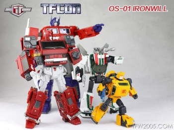 [TFC Toys] Produit Tiers - OS-01 Ironwill (aka Ironhide/Rhino) & OS-03 Medic (aka Ratchet/Mécano) F3ubKCvQ