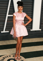 """Selita Ebanks """"2015 Vanity Fair Oscar Party hosted by Graydon Carter at Wallis Annenberg Center for the Performing Arts in Beverly Hills"""" (22.02.2015) 20x FhnsGBN8"""
