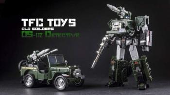 [TFC Toys] Produit Tiers - Jouets Old Soldier Series OS-02 Detective - aka Hound/Dépisteur JlaBhRix