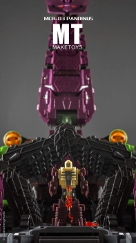 [Maketoys] Produit Tiers - Jouet MCB-03 Pandinus - aka Scorponok et MCB-03D Devil Stinger - aka Black Zarak M3Vr0GKc