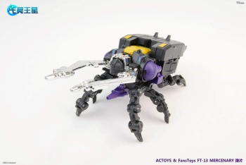 [Fanstoys] Produit Tiers - Jouet FT-12 Grenadier / FT-13 Mercenary / FT-14 Forager - aka Insecticons - Page 2 MmtMZcYH