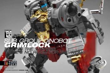[Toyworld][Zeta Toys] Produit Tiers - Jouet TW-D aka Combiner Dinobots - Page 2 NxxoTpqB