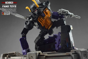 [Fanstoys] Produit Tiers - Jouet FT-12 Grenadier / FT-13 Mercenary / FT-14 Forager - aka Insecticons - Page 4 V0hR9GuH