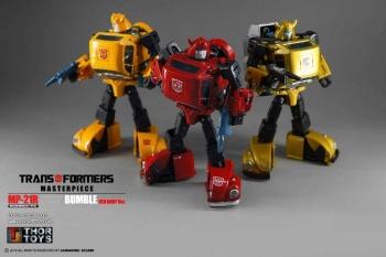 [Masterpiece] MP-21G Bumblebee/Bourdon G2 + MP-21R Bumblebee/Bourdon Rouge WSfUlVqx