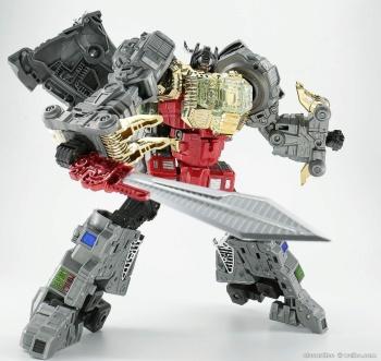 [GCreation] Produit Tiers - Jouet ShuraKing - aka Combiner Dinobots - Page 3 BzkDLWtV