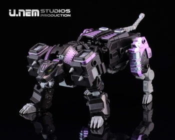 [Mastermind Creations] Produit Tiers - Feral Rex (aka Prédacons G1) + R-20N Nero Rex (aka Prédacons Noir) - Page 2 C4JLC2SB