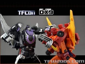 [DX9 Toys] Produit Tiers - Jouet D-06 Carry aka Rodimus et D-06T Terror aka Black Rodimus - Page 2 KBtDiiWz