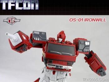 [TFC Toys] Produit Tiers - OS-01 Ironwill (aka Ironhide/Rhino) & OS-03 Medic (aka Ratchet/Mécano) KYwMQAmh