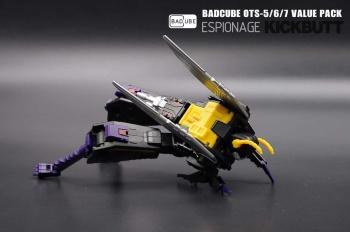 [BadCube] Produit Tiers - Jouet OTS-05 Claymore / OTS-06 Hypno / OTS-07 Kickbutt - aka Insecticons UtT2G9bc