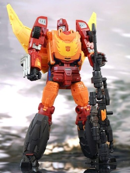 [DX9 Toys] Produit Tiers - Jouet D-06 Carry aka Rodimus et D-06T Terror aka Black Rodimus - Page 2 ZkdwaGaD