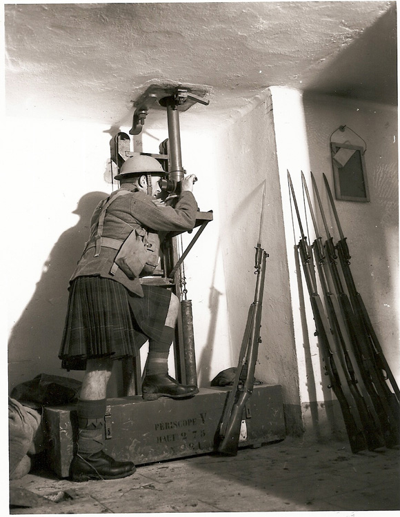 Kilts militaires WWII O-228_mid