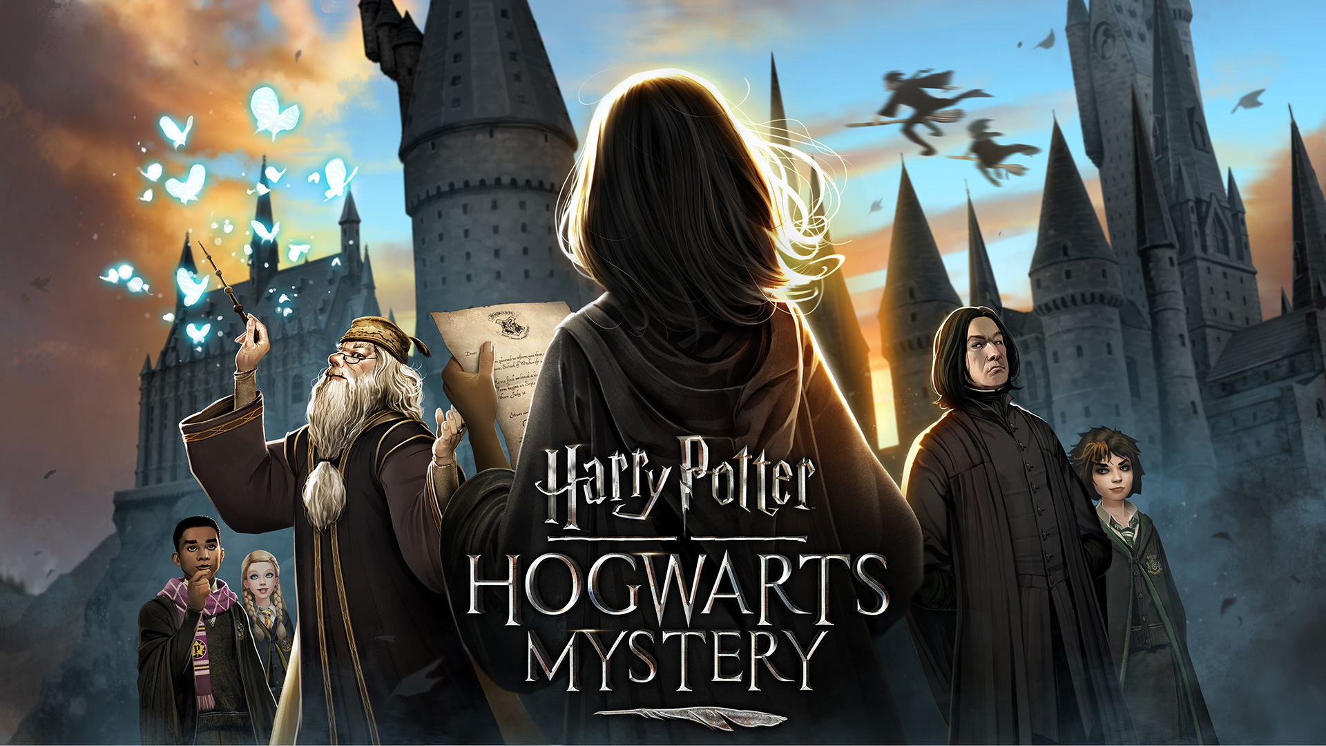 Harry Potter: Hogwarts Mystery Facebook