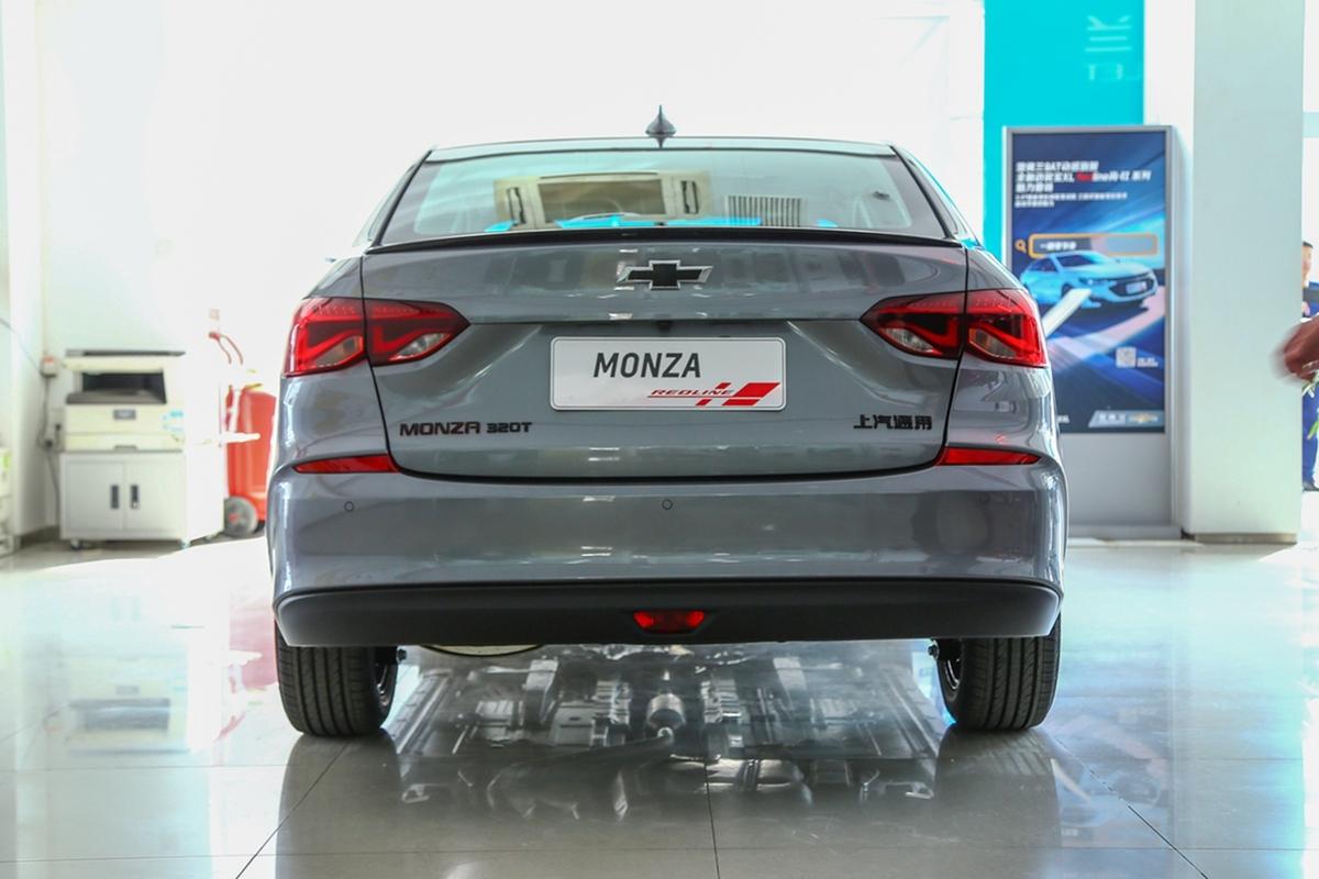 2019 - [Chevrolet] Monza (Chine) B779e495b0c844beb1b35d2a7033e217