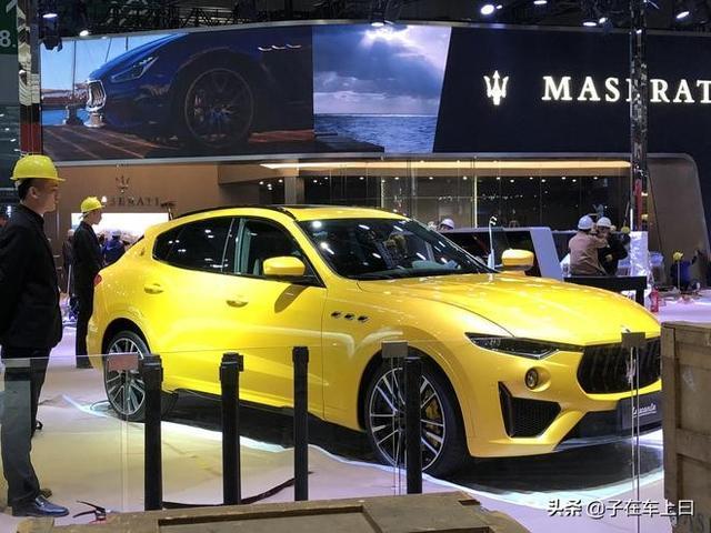 2016 - [Maserati] Levante - Page 11 049616ee0e7d4cd692d4232a1e9f0472