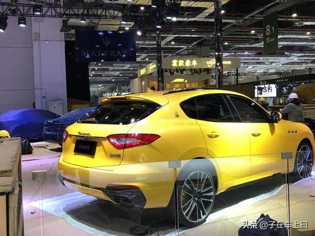 2016 - [Maserati] Levante - Page 11 197cef9b5f544196aeb9eb945363badf
