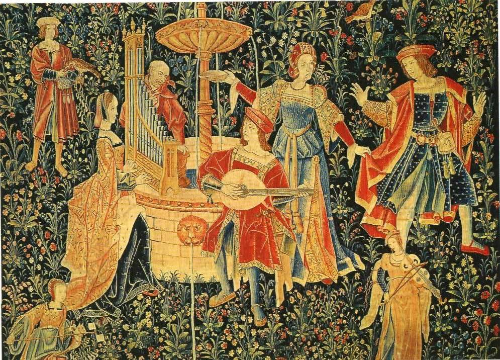 27.07.1253, Жизнь фрейлины однообразна и скучна,  душа ж, однако, жаждет приключений  RId10