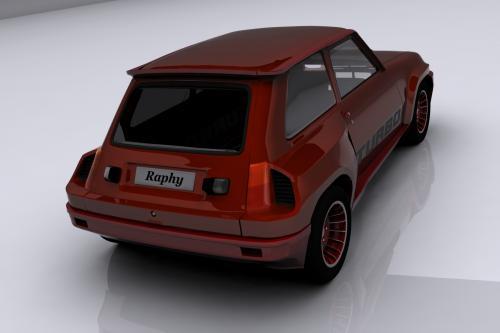 Raphy [95] , Bonjour les 5istes  R5-turbo-25(3D_w_500)