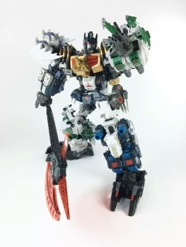 [FansProject] Produit Tiers - Jouet Saurus Ryu-oh aka Dinoking (Victory) | Monstructor (USA) - Page 2 5FWlpyaL