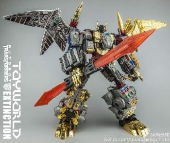 [Toyworld][Zeta Toys] Produit Tiers - Jouet TW-D aka Combiner Dinobots - Page 3 6zGc1Kt1