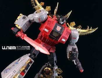 [Fanstoys] Produit Tiers - Dinobots - FT-04 Scoria, FT-05 Soar, FT-06 Sever, FT-07 Stomp, FT-08 Grinder - Page 6 8z6DRQZd