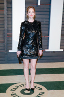 """Judy Greer """"2015 Vanity Fair Oscar Party hosted by Graydon Carter at Wallis Annenberg Center for the Performing Arts in Beverly Hills"""" (22.02.2015) 31x COTBP9in"""
