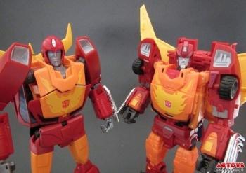[DX9 Toys] Produit Tiers - Jouet D-06 Carry aka Rodimus et D-06T Terror aka Black Rodimus - Page 2 KJLT7mRY