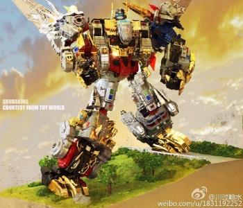 [Toyworld][Zeta Toys] Produit Tiers - Jouet TW-D aka Combiner Dinobots - Page 2 LQbdpvtB