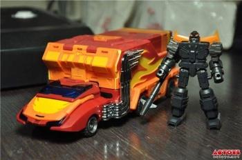 [DX9 Toys] Produit Tiers - Jouet D-06 Carry aka Rodimus et D-06T Terror aka Black Rodimus - Page 2 PcHrr9GW