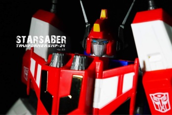 [Masterpiece] MP-24 Star Saber par Takara Tomy - Page 3 Q1RE2im3