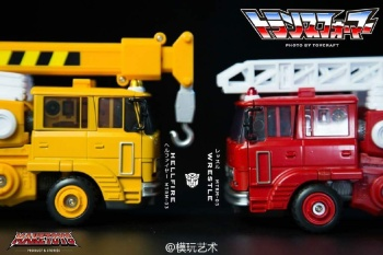 [Maketoys] Produit Tiers - MTRM-03 Hellfire (aka Inferno) et MTRM-05 Wrestle (aka Grapple/Grappin) - Page 3 QIpR0TO1