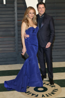 """Kelly Preston """"2015 Vanity Fair Oscar Party hosted by Graydon Carter at Wallis Annenberg Center for the Performing Arts in Beverly Hills"""" (22.02.2015) 46x  BoFHLzK4"""