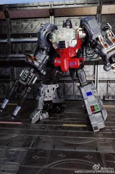 [GCreation] Produit Tiers - Jouet ShuraKing - aka Combiner Dinobots - Page 3 IUpKqE8f