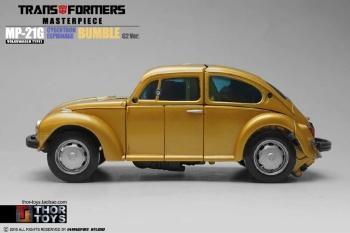 [Masterpiece] MP-21G Bumblebee/Bourdon G2 + MP-21R Bumblebee/Bourdon Rouge MZMWG9cc