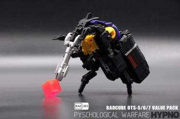 [BadCube] Produit Tiers - Jouet OTS-05 Claymore / OTS-06 Hypno / OTS-07 Kickbutt - aka Insecticons NUPdYs5G