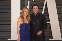 """Kelly Preston """"2015 Vanity Fair Oscar Party hosted by Graydon Carter at Wallis Annenberg Center for the Performing Arts in Beverly Hills"""" (22.02.2015) 46x  U4SaX2aF"""