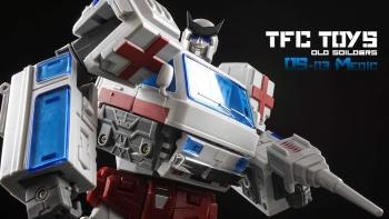 [TFC Toys] Produit Tiers - OS-01 Ironwill (aka Ironhide/Rhino) & OS-03 Medic (aka Ratchet/Mécano) - Page 2 Ugk7nuJS