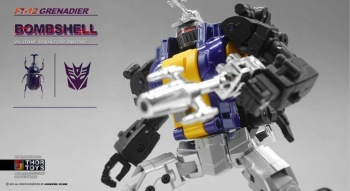 [Fanstoys] Produit Tiers - Jouet FT-12 Grenadier / FT-13 Mercenary / FT-14 Forager - aka Insecticons - Page 2 VnePt1Dc