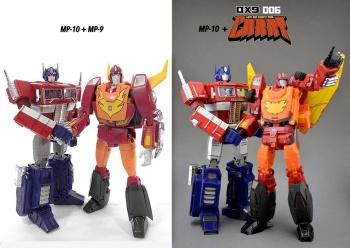 [DX9 Toys] Produit Tiers - Jouet D-06 Carry aka Rodimus et D-06T Terror aka Black Rodimus WqqJj5O4