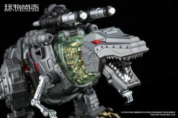 [GCreation] Produit Tiers - Jouet ShuraKing - aka Combiner Dinobots - Page 3 YRzGomVD