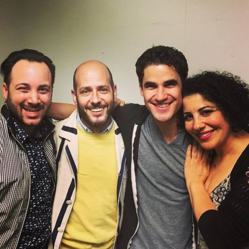 star - Fan Reviews, Media Reviews, and comments from members of the Media, about Darren in Hedwig and the Angry Inch--SF and L.A. Tour  - Page 4 Tumblr_og3ws7w0eV1uetdyxo1_500
