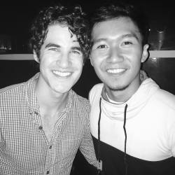 glee -  Darren Appreciation Thread: General News about Darren for 2016  Tumblr_o71z40ojFD1uetdyxo5_250