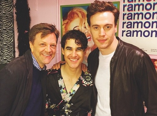 soproud - Who saw Darren in Hedwig and the Angry Inch on Broadway? Tumblr_nnpfxpNsDk1r4gxc3o1_500