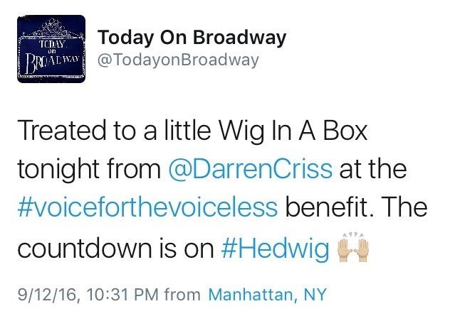 Topics tagged under stars4fosterkids on Darren Criss Fan Community Tumblr_odf97vQavy1ubd9qxo1_1280