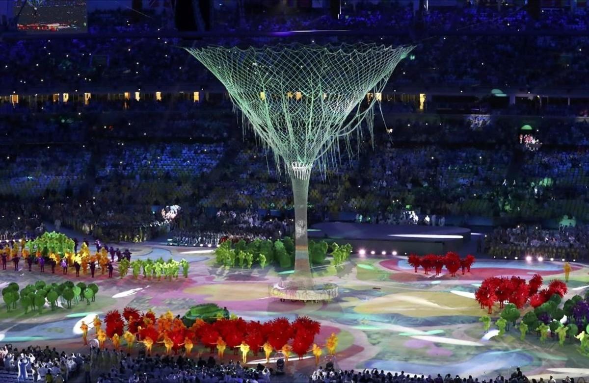 Así fue la ceremonia de clausura de los Juegos Olímpicos 2016. - Página 3 Tumblr_ocb9svu5SV1ttlfhbo1_1280